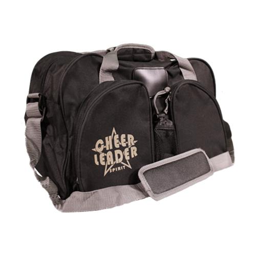 Cheer Leader Spirit Black Duffel Bag