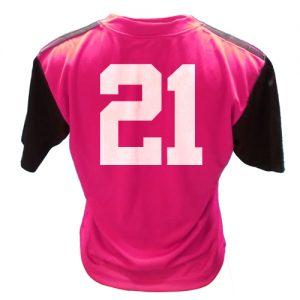 Activstars Athlete Number