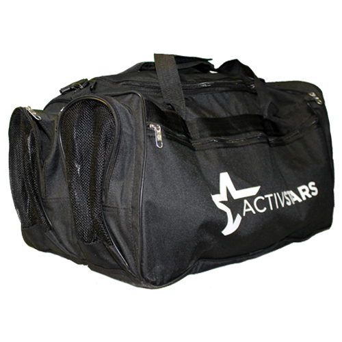 Black XL Sports Equipment Bag