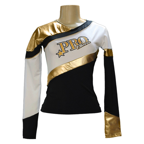 Activstars Pro Uniform Cheer Top