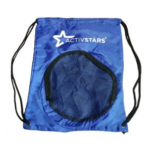 The Striker Nylon Drawstring Bag