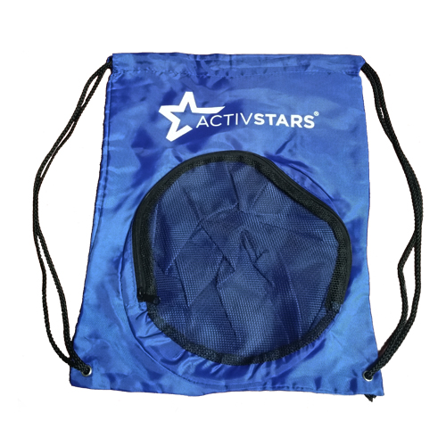 The Striker Nylon Drawstring Bag