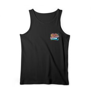 Cheerleading Black Tank Top