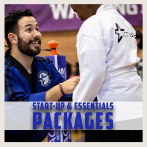 Karate Start-Up and Essentials Packages