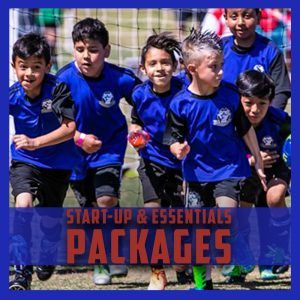 Soccer Start-Up and Essentials Packages
