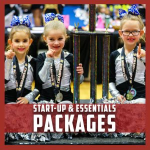 Cheer Start-Up and Essentials Packages