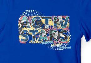 Activstars 2019 Nationals T-Shirt - Front